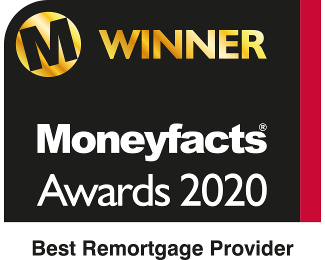 Moneyfacts awards - best remortgage provider